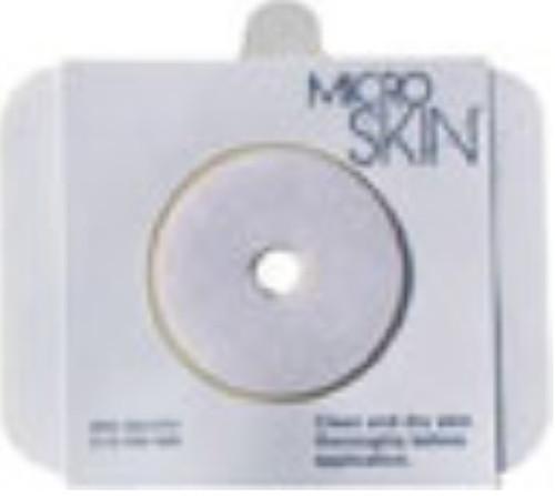 Skin Barrier Pre-Cut Microskin Adhesive 2-Piece