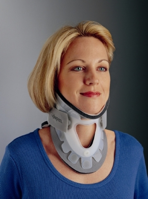 DJO PROCARE Rigid Cervical Collar with Replacement Pads