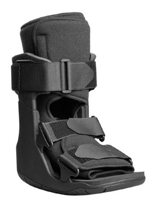 Walker Boot XcelTrax Ankle Pediatric Hook and Loop Closure