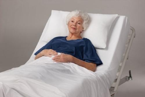 Standard Textile DermaTherapy Exam Gown 1