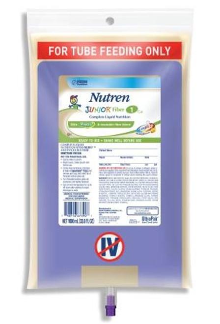 Pediatric Tube Feeding Formula Junior Fiber, Nutren - 1000 mL