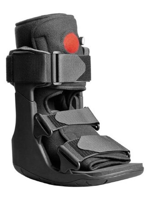 Walker Boot XcelTrax Air Ankle Hook and Loop Closure