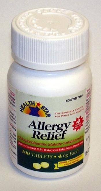 McKesson Brand Allergy Relief