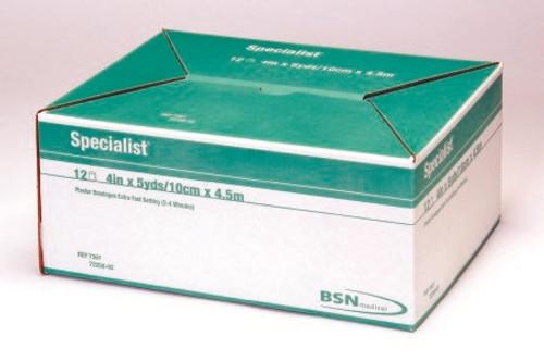 Plaster Bandage Specialist Foot Plaster White