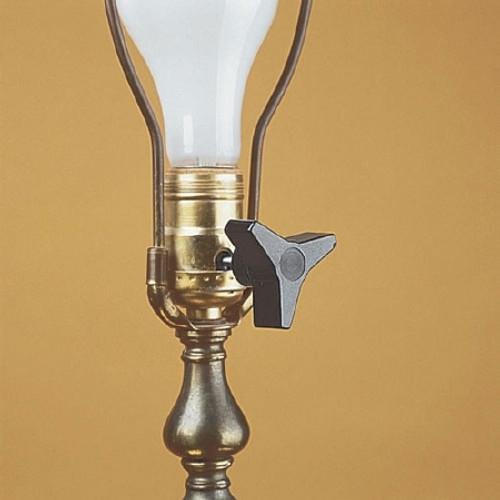 """Maddak 2"""" Wide Lamp Switch"""