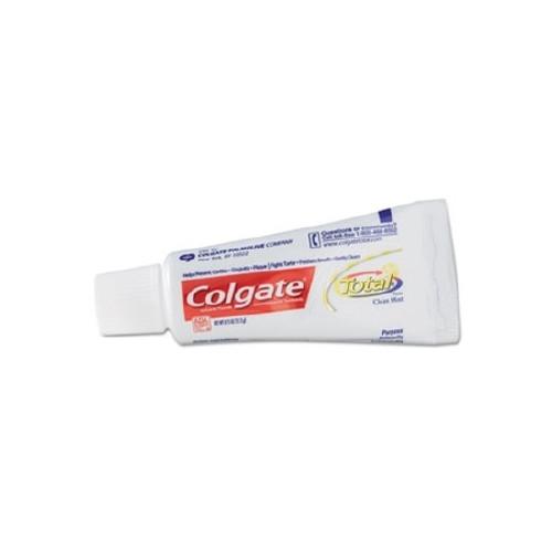 Colgate Clean Mint Toothpaste, .75 oz.