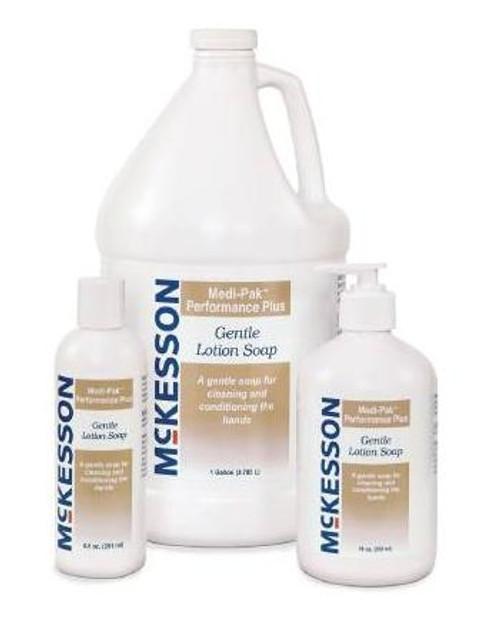 medi-pak performance gentle lotion soap
