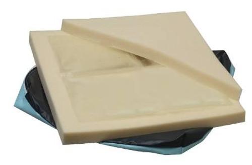 Gel-T Seat Cushion, Gel / Foam