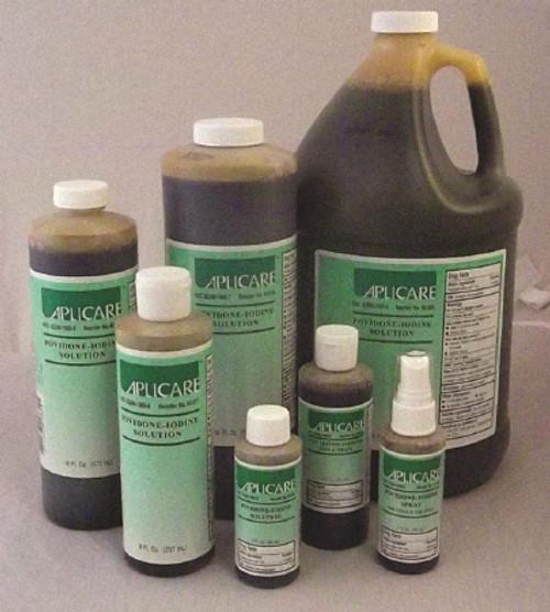 Aplicare Povidone Iodine Prep Solution