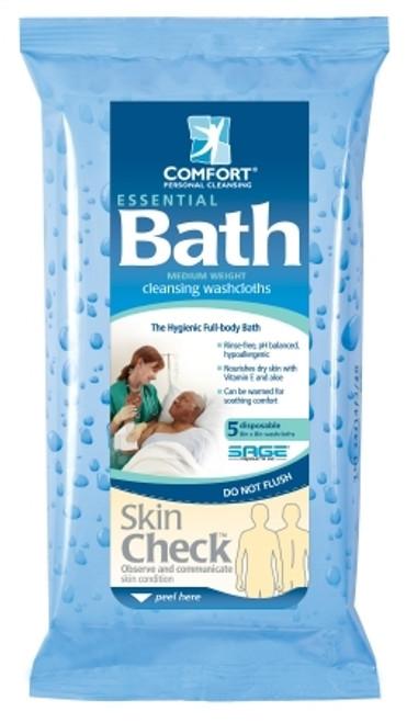 Sage Products Essential Bath Bath Wipe