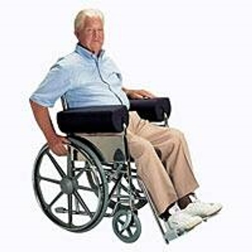 Posey Wheelchair Armrest Lateral Stabilizer