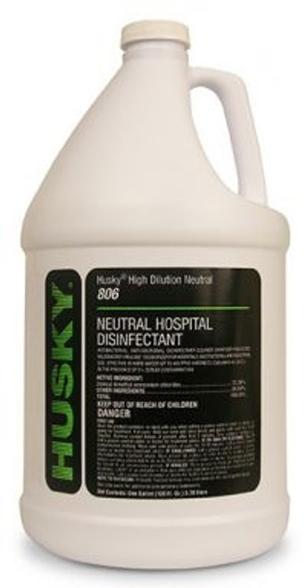 Canberra Husky Surface Disinfectant Cleaner 1