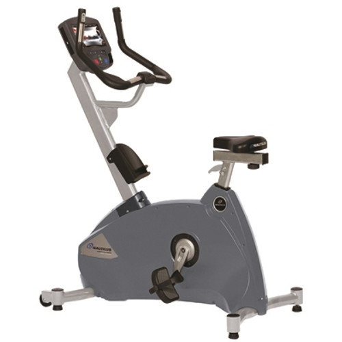 "Nautilus Cardio U10 Upright Bike With 7"" Touch Screen"