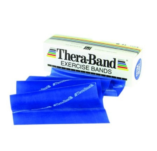 Exercise Resistance Band Thera-Band Yellow X-Light Resistance