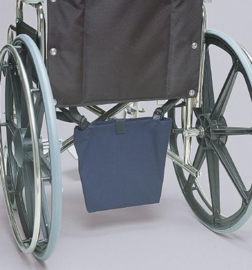 Posey Wheelchair Drain Bag Holder