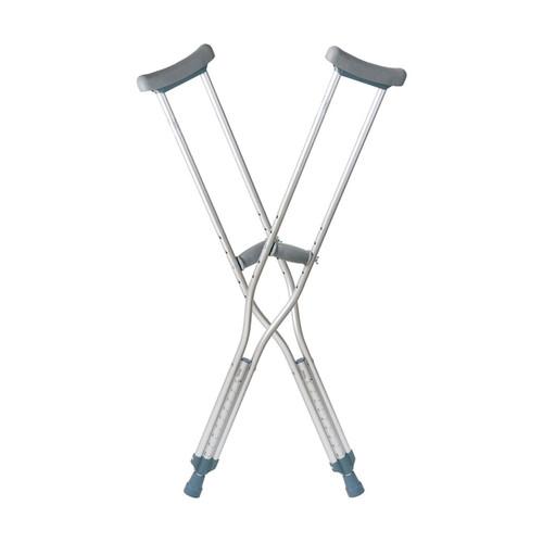 Aluminum Crutches, Tall Adult