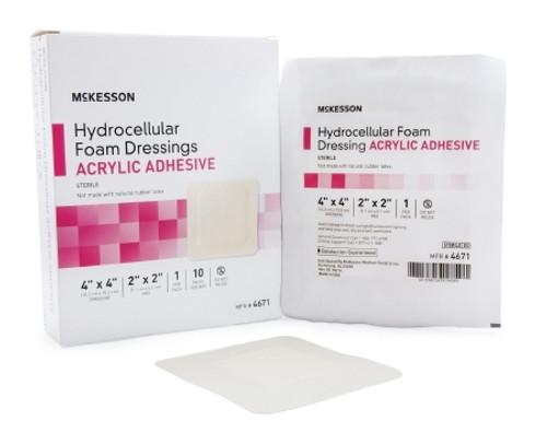 medi-pak performance adhesive foam dressing