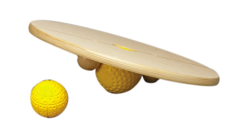 """chango r4 16"""" diameter board with 3"""" and 4"""" balls"""