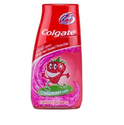 Colgate Kids 2 In 1 Toothpaste