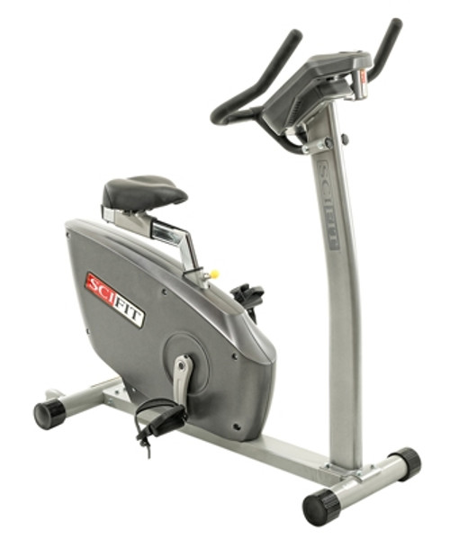 Scifit Iso1000 Upright Bike - Forward Only - Step Through