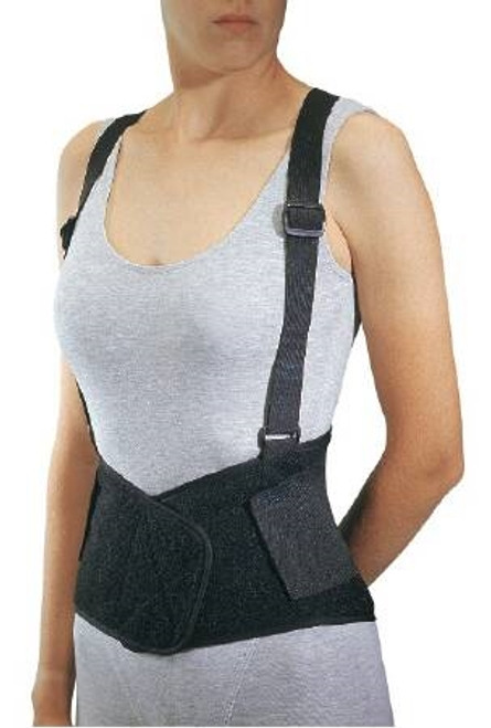 Industrial Back Support PROCARE Hook and Loop Closure