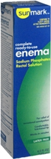 sunmark Complete Ready-To-Use Enema