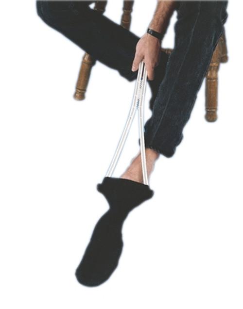 slipon dressing aid