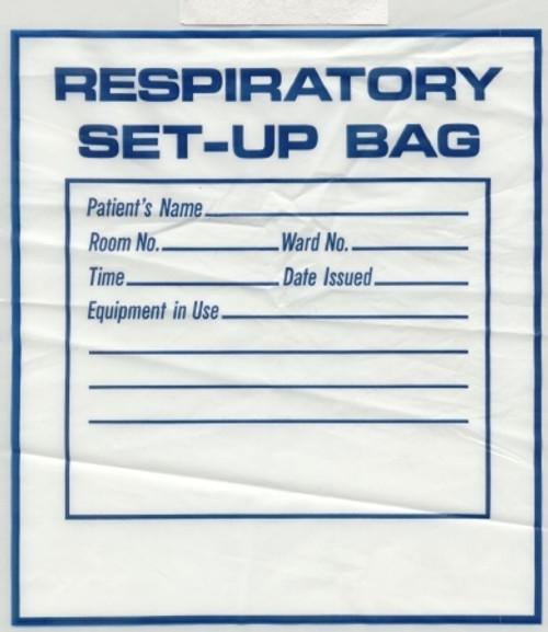 Medi-Pak Respiratory Set-Up Bag