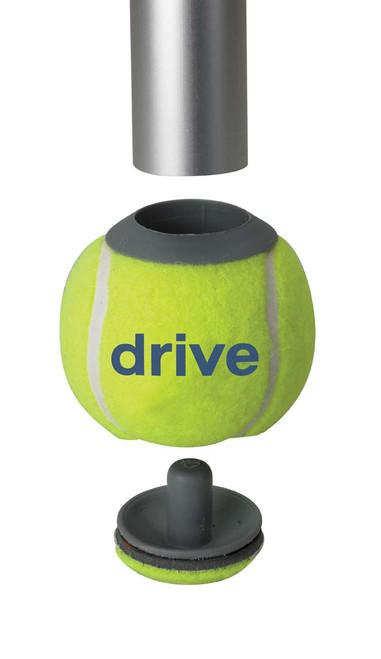 Deluxe Walker Rear Tennis Ball Glides