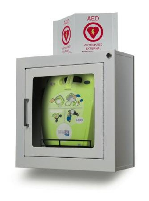Zoll Medical AED Wall Cabinet with Alarm