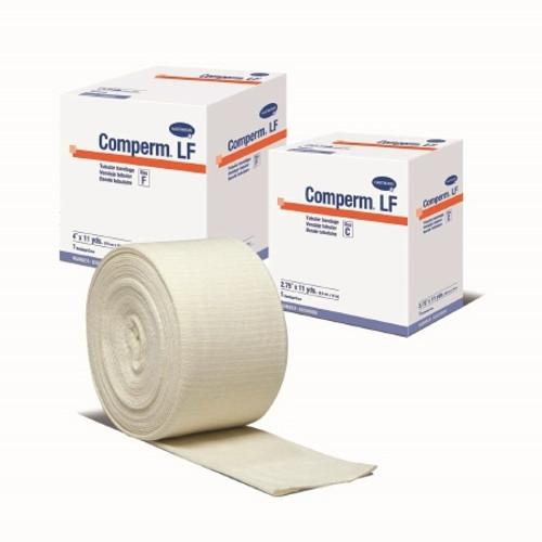 Tubular Compression Bandage Comperm LF Lower Legs Arms Cotton/PolCHECKter