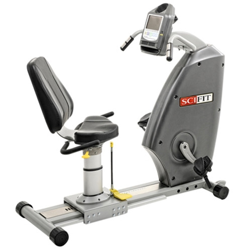 Scifit Iso1000R Bi-Directional Recumbent Bike With Swivel Seat