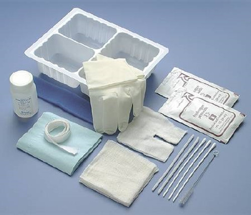 Busse Hospital Disposables Tracheostomy Care Kit 1