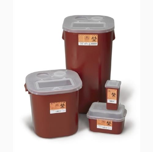 Medegen Medical Products LLC Sharps Multi-purpose Sharps Container 4