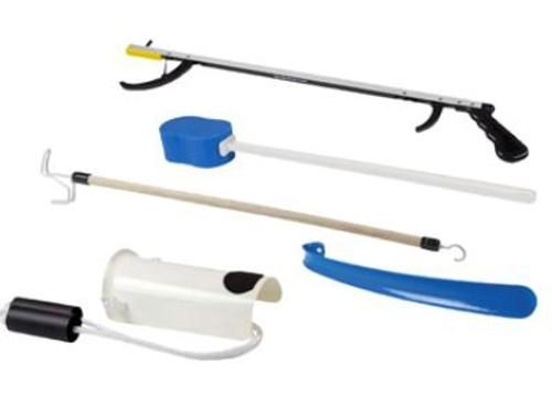 Hip Equipment Kit FabLife Reacher Length / Dressing Stick Length