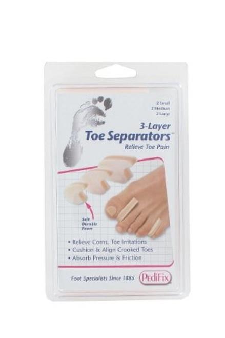 Toe Spacer Pedifix Assorted