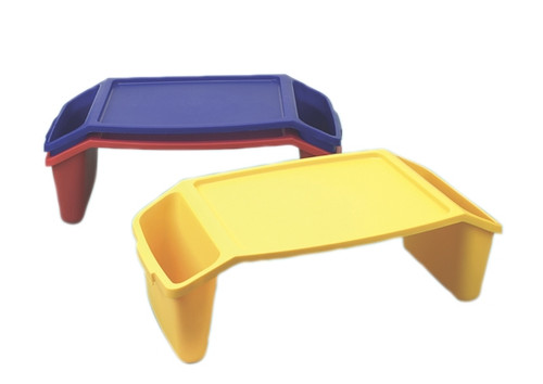 plastic bed tray side pockets