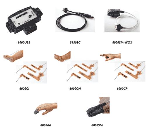 Reusable Finger Clip Sensor 2500 9153653051