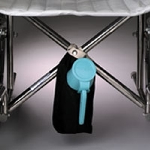 Posey Bed or Wheelchair Urine Bottle Holder