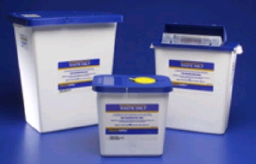 Covidien PharmaSafety Pharmaceutical Waste Container