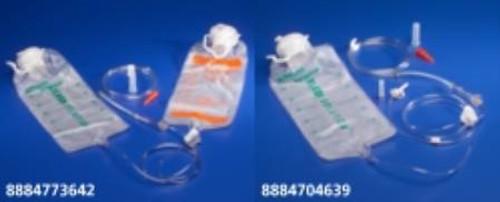 Covidien Kangaroo Enteral Feeding Pump Spike Set with Bag 1
