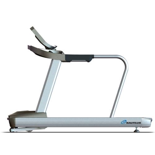 Nautilus Cardio T10 Bariatric Medical-Grade Treadmill With Handrails