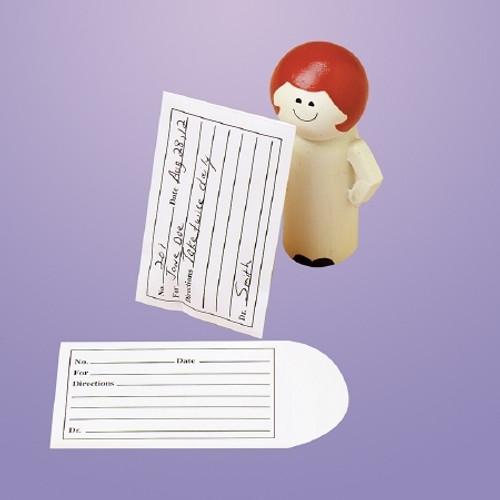 Health Care Logistics Pill Envelope