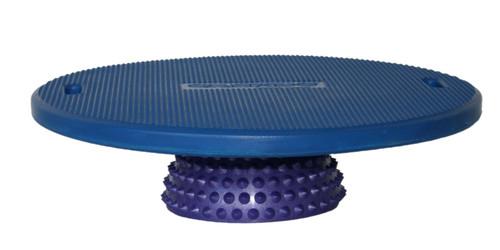 Board-on-Stone Circular Balance Trainer