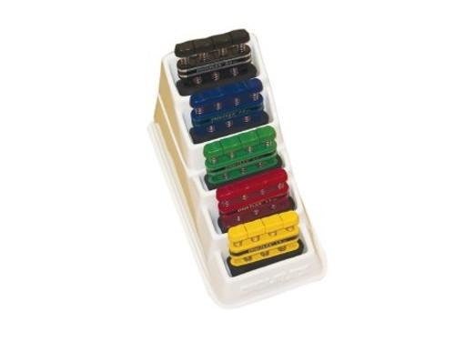 Hand / Finger Exerciser Cando Digi-Flex Assorted Colors Assorted Firmness