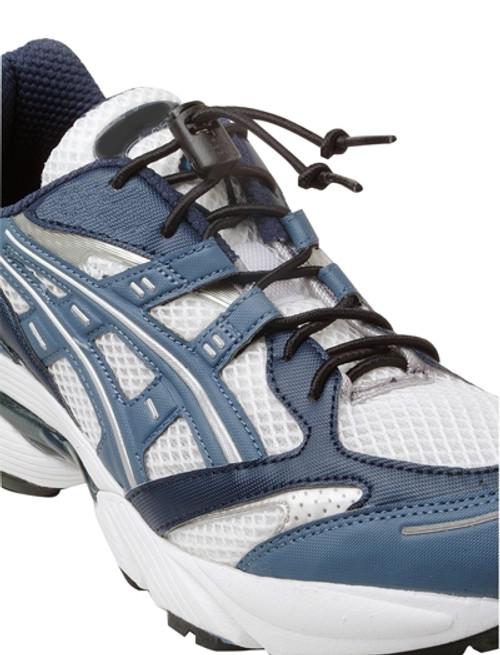 elastic shoe laces cordlock 1 pair