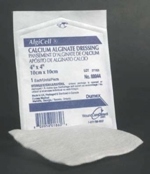 Derma Sciences Algicell Calcium Alginate Dressing