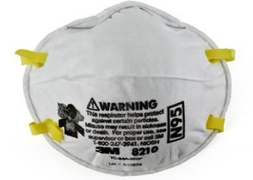 3M N95 Particulate Respirator Mask