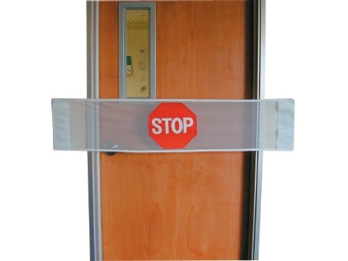 Posey Stop Caution Sign