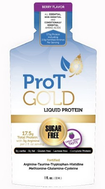 Oral Protein Supplement ProT Individual Packet Ready to Use